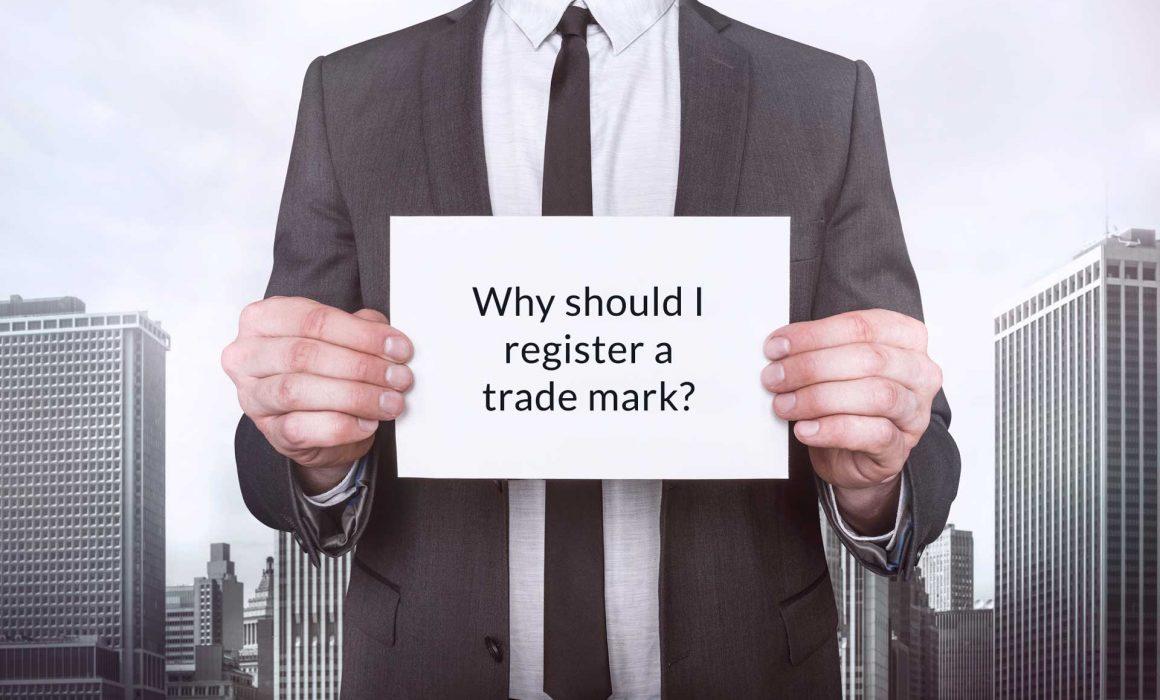 Registering a trade mark